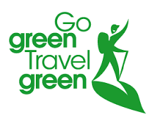 Travel green on holidays